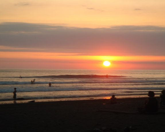 Dominical Sunset Photo