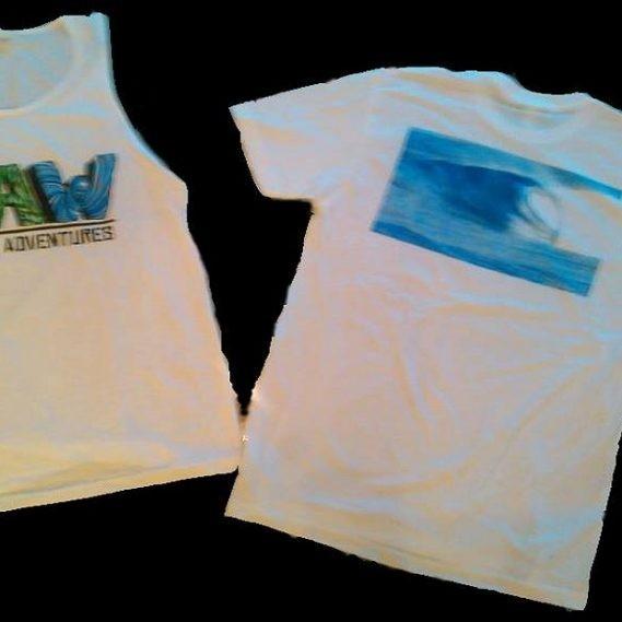 raw tshirt photo