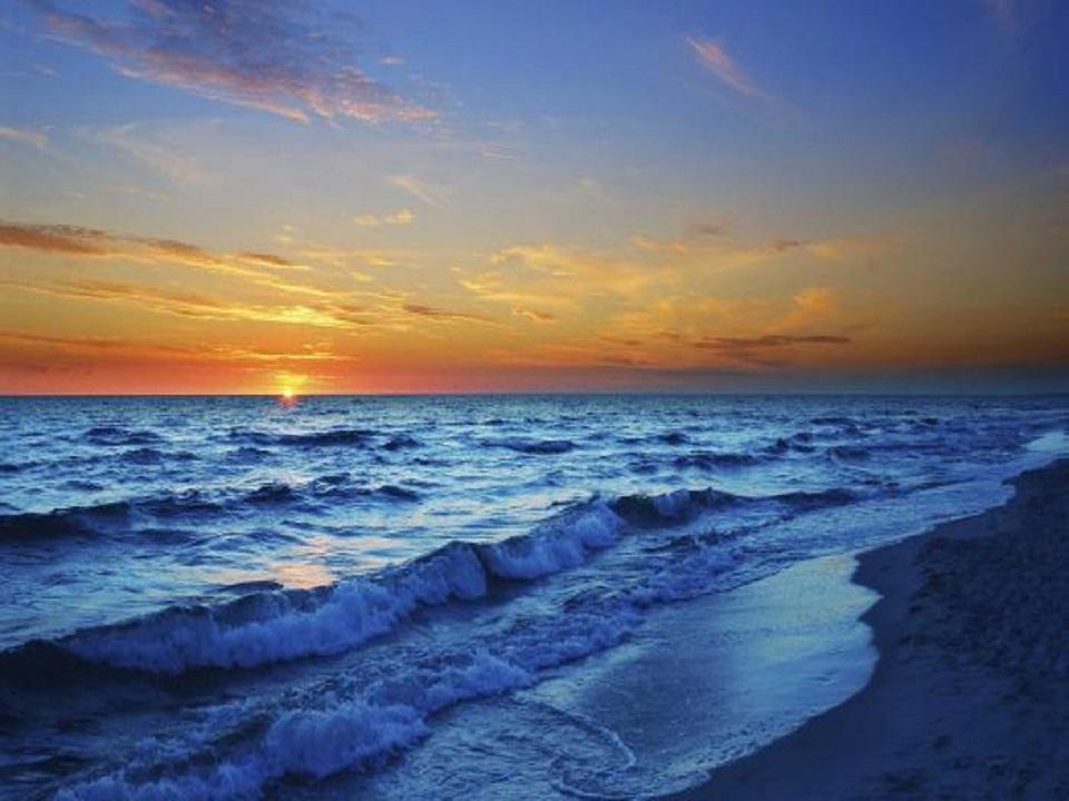 Ayampe Sunset