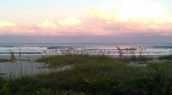 Cocoa beach sunseet