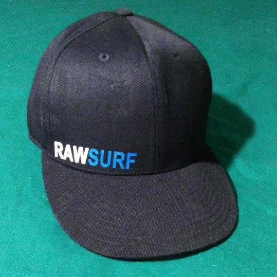 raw surf hat