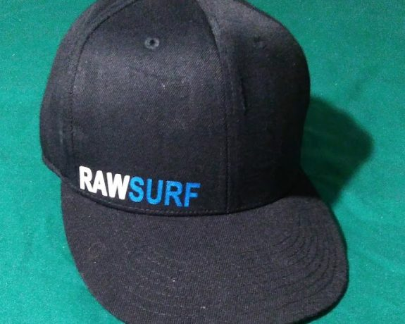 raw surf hat