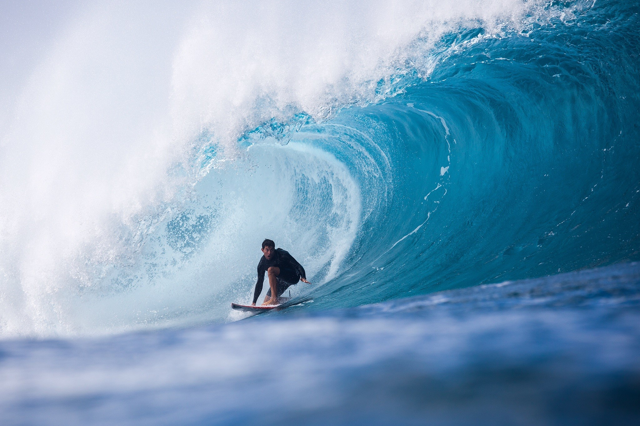 From Florida To Hawaii With Schuyler Allen Raw Surf